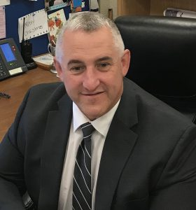 Canjo's new superintendent Nick Fitzgerald